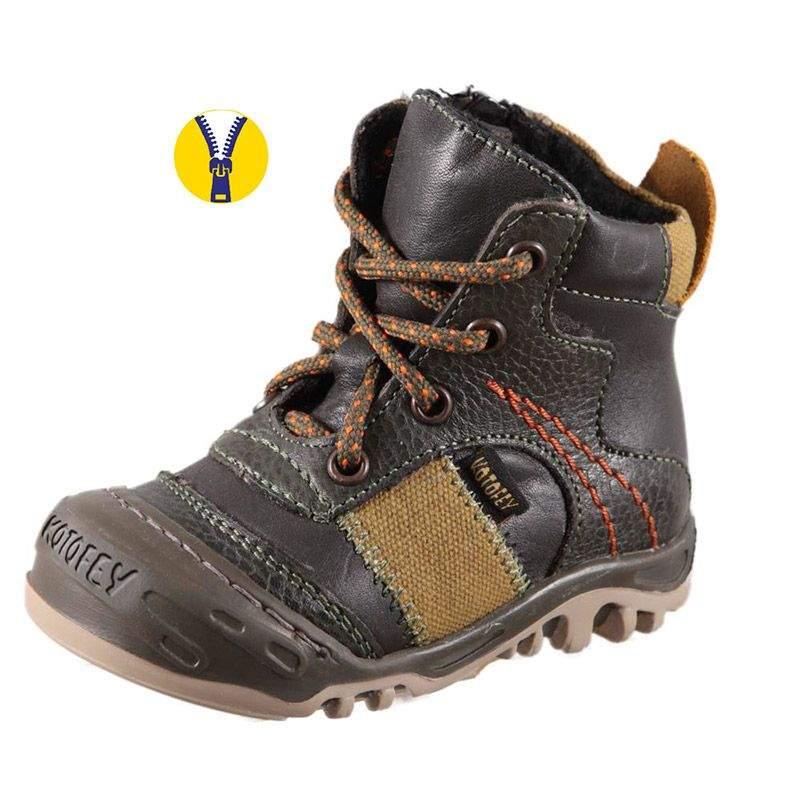 88a7d8c575ba6c Детские ботинки Котофей 152007-32 для мальчиков купить в г.Киев в ...
