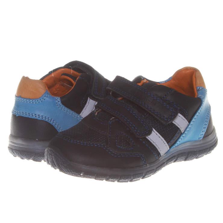 fe48834bf6b825 Шкіряні кросівки для хлопчика Ponte20 DA 07-1-701 купити в  інтернет-магазині Теремок