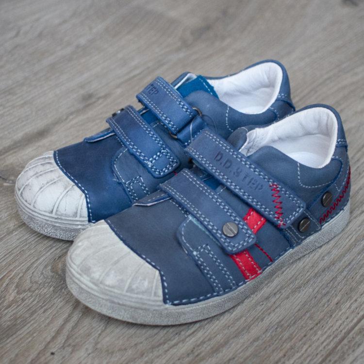 f8c3b2bd0b6699 Дитячі шкіряні кросівки D.D.Step 043-500 BM купити в інтернет ...