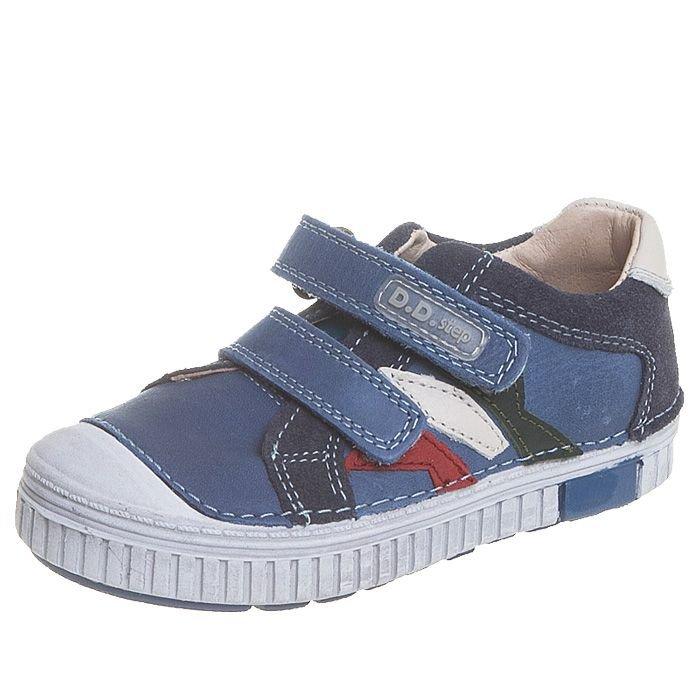 2cc74535aa1a47 Туфлі дитячі D. D. Step 033-1 ВМ для хлопчиків в спортивному стилі ...