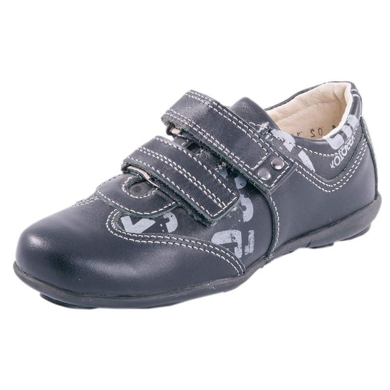 04494e317 Детские туфли Котофей (модель 432073-21) из натуральной кожи купить ...